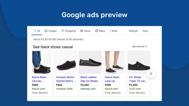 Product Status for Google Shopping feed