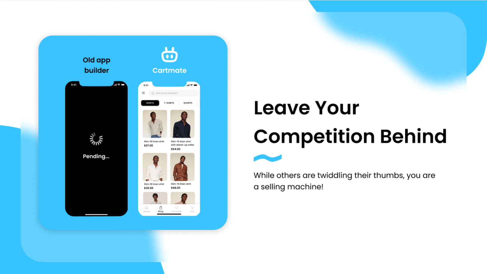 Leave Your Competitors Behind