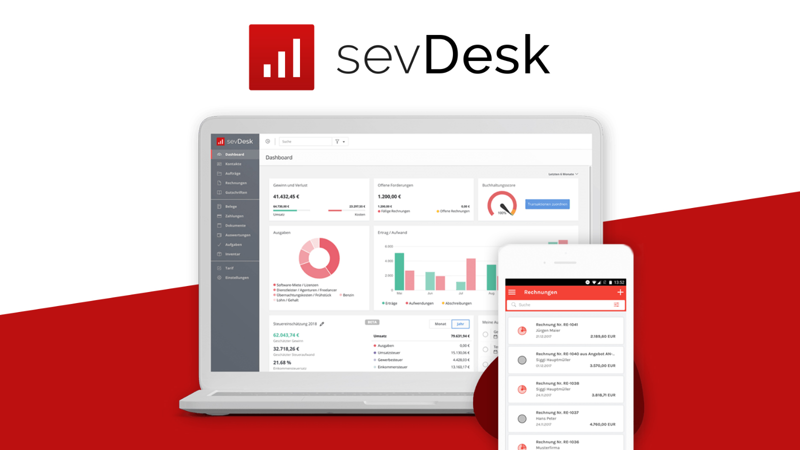 Synchronization of accounting from Shopify to sevDesk