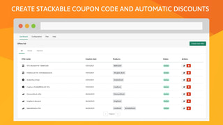 DiscountDuck coupon code and automatic discounts