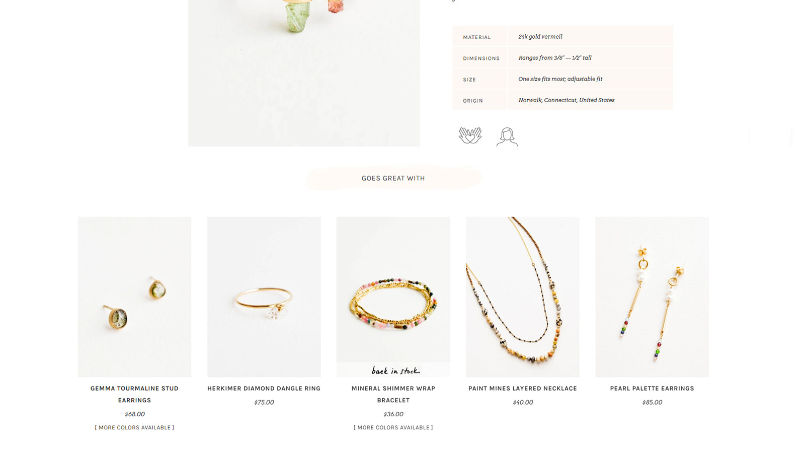 Similar Products and you may also like carousel for your store