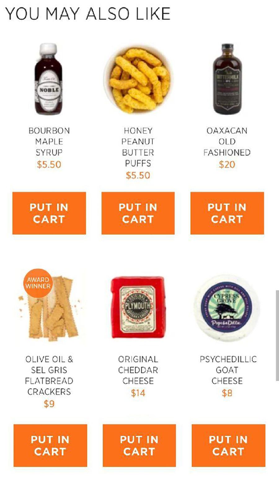 Related Products and you may also like carousel for your store