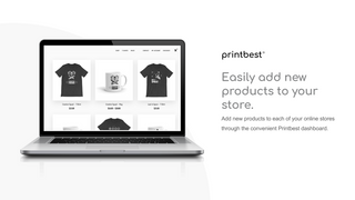 Easily add new products to your store
