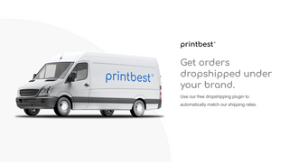 Get orders dropshipped straight to your customers