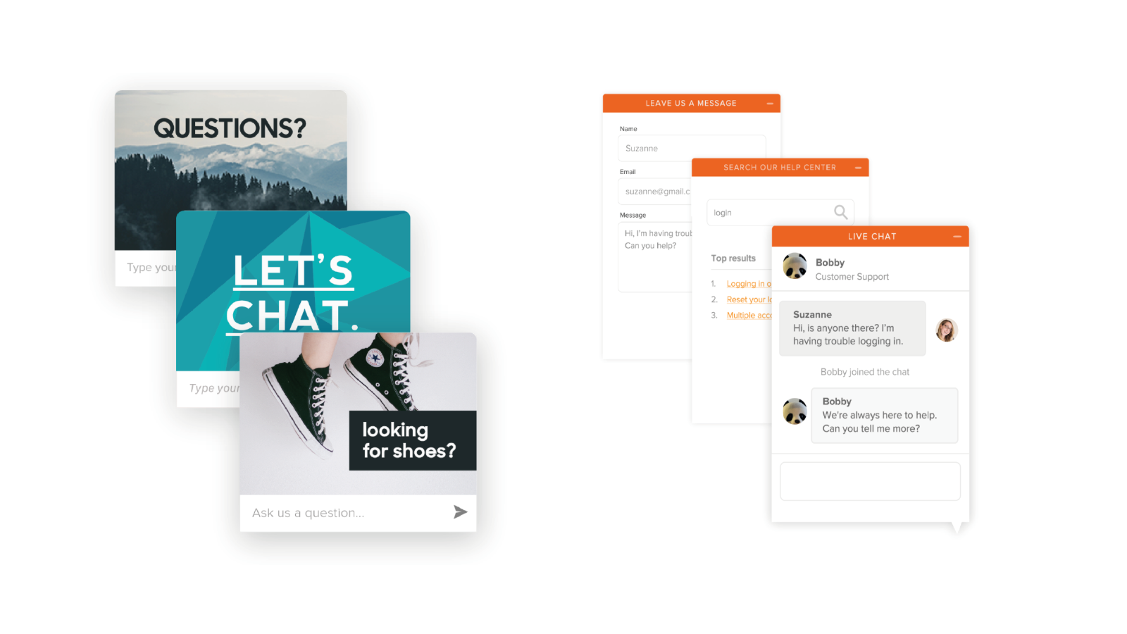 Shopify Live Chat by Combidesk