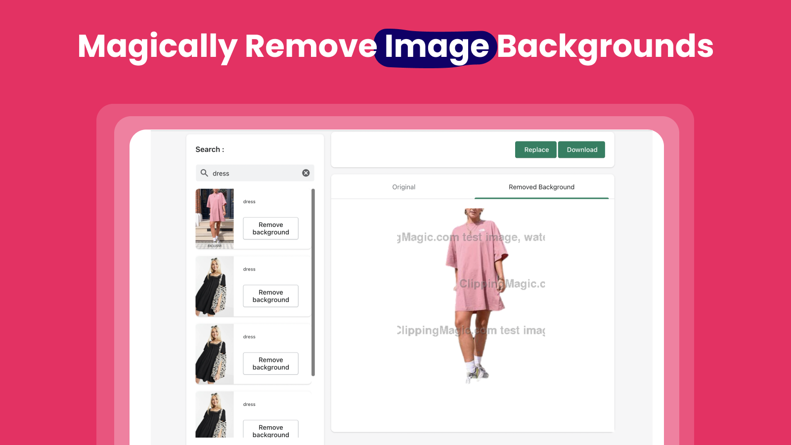 Remove Image Background Free Using Artificial Intelligence