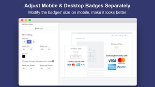 Separately Mobile Setting_Trust Me - Free Trust Badges