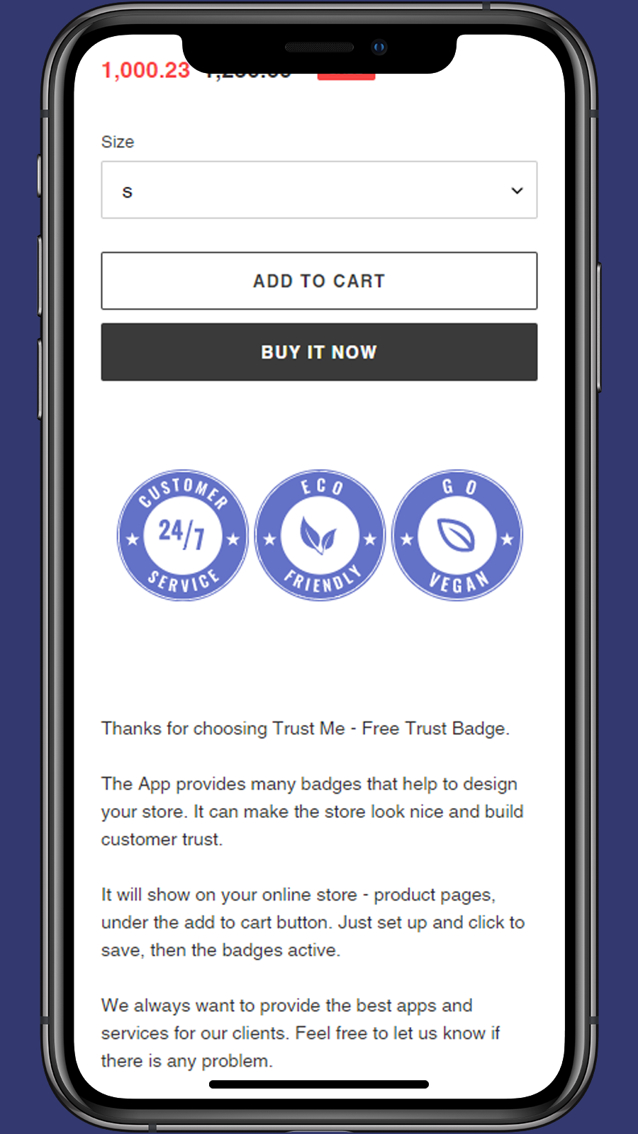 New special badges_Trust Me - The Trust Badge