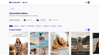 templates for social media, instagram stories and reels.
