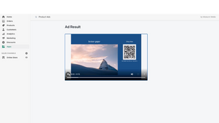 video result page