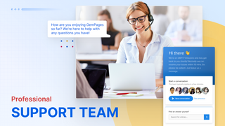 Professional Support Team
