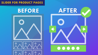 After Product Page Slider Installation