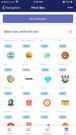 Responsive Admin from Shopify mobile app - Icons