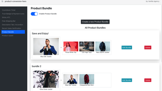 Product Bundle