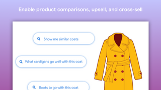 Enable product comparisons, upsell, and cross-sell