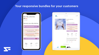 Your responsive bundles for your customers