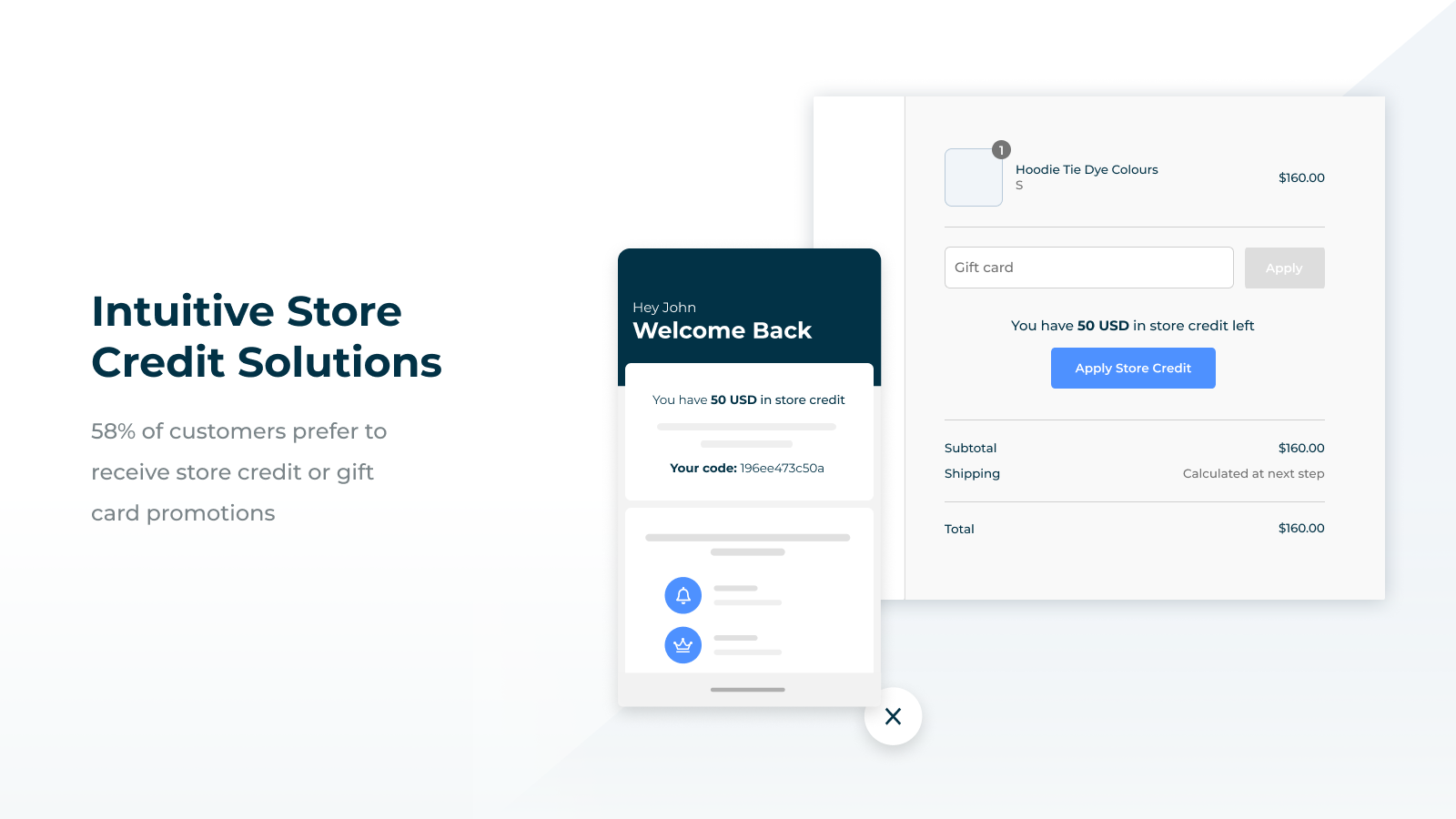 Intuitive Store Credit Solutions