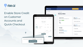 Enable Store Credit on Customer Accounts and Quick Checkout