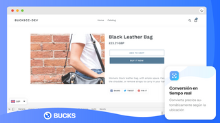 Realtime conversions