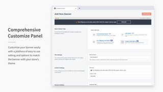 Superbar - Add sticky announcement header bars to your website