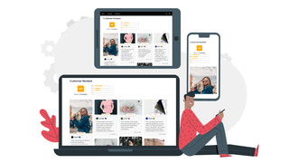 Fully responsive on all devices and screen sizes