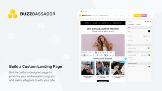 Build a Custom Landing Page