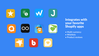 Integrates with your favourite apps