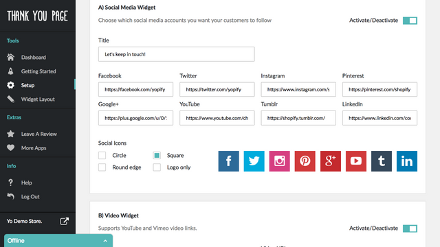 Use social media to build trust and share social proof about you