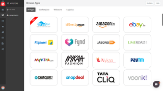 150+ Major Marketplace and 3PL Integrations