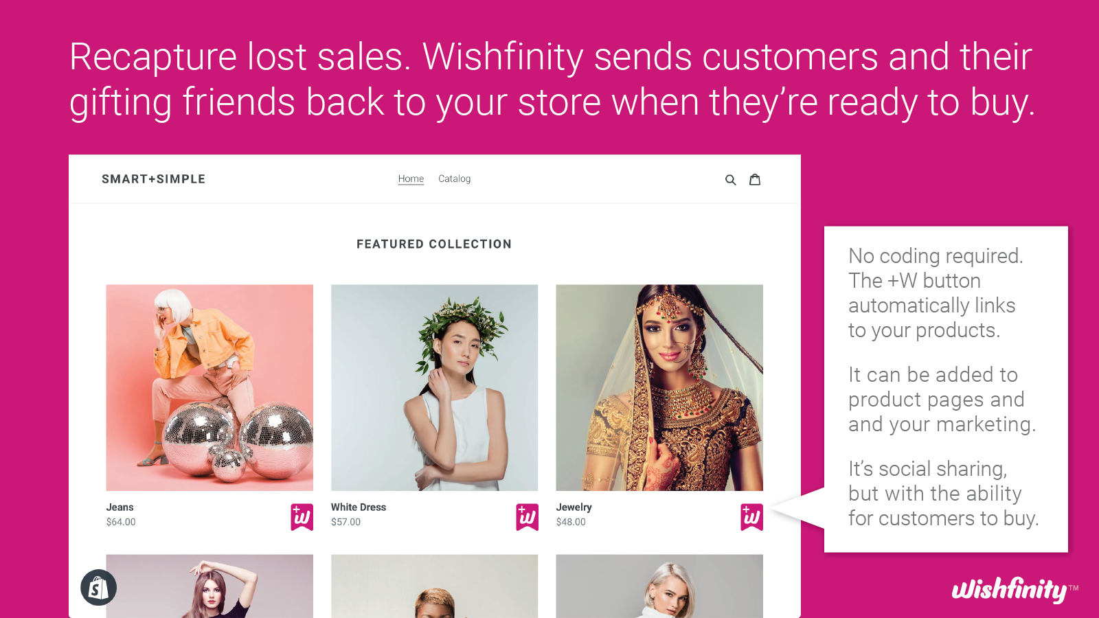 Wishfinity Helps You Sell to Gift-Givers and More Consumers