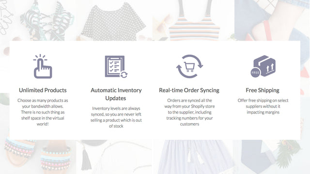 Shopify App for AliExpress Dropshipping