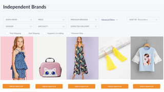 Import Millions of Dropshipping Products to your Shopify store