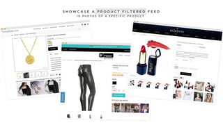 Easily Add A Product Filtered Feed