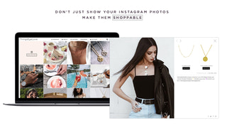 Create A Shoppable Instagram Gallery
