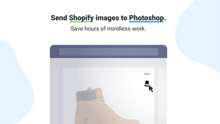 Send Shopify images to Photoshop.