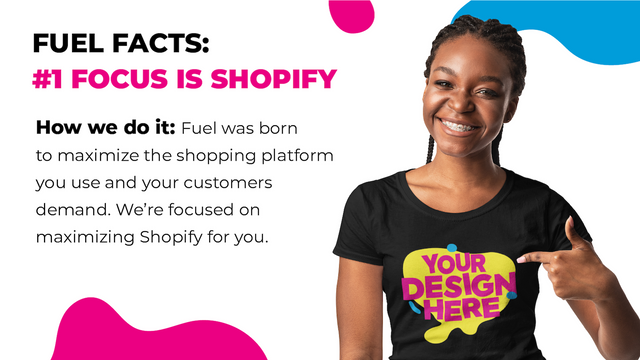 Fuel: Print on Demand - Made for Shopify