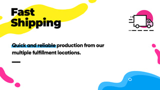 Fuel: Print on Demand - Fast Shipping
