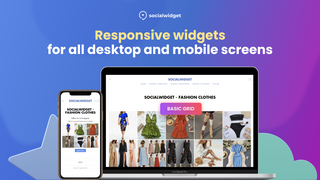 Code-free responsive Instagram feed is never an issue