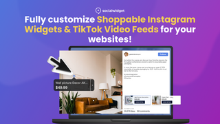 Fully customize Instagram product tag and variant tag