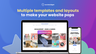 Mutiple theme setting to make your feed stand out