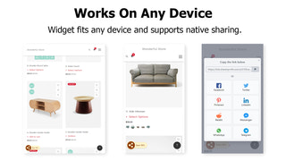 Works on any device