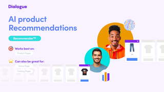 Beautiful & Smart Product Recommendations in 1 click
