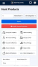 Import products from NextsChain Suppliers via smartphone