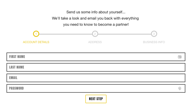 Sign Up Forms Automatically Added To Your Store!