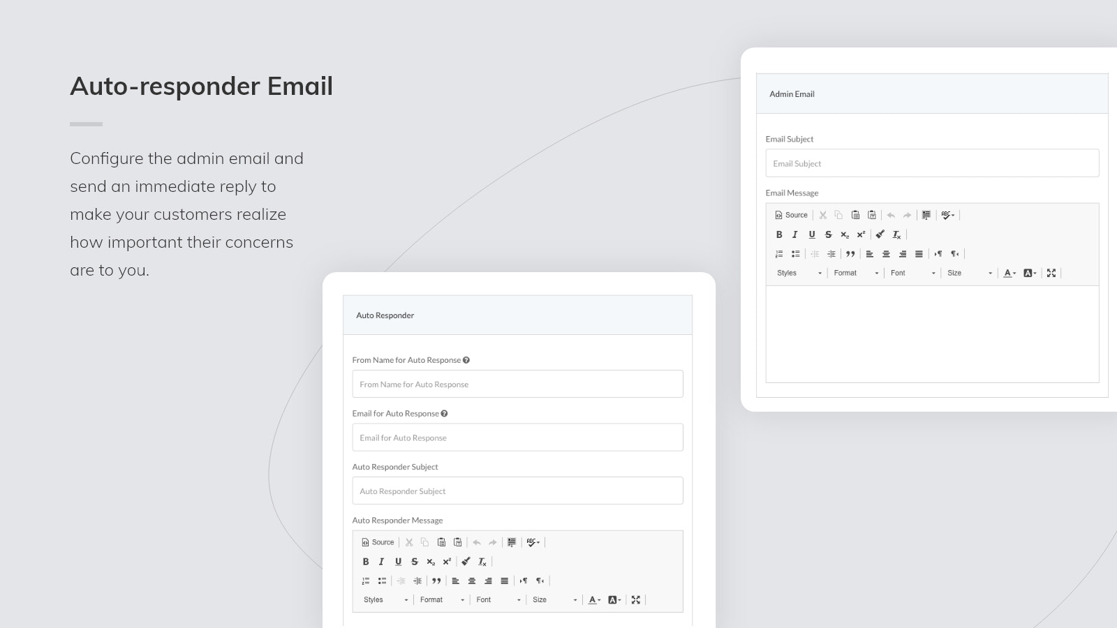 Simple Contact Us Form - Shopify app