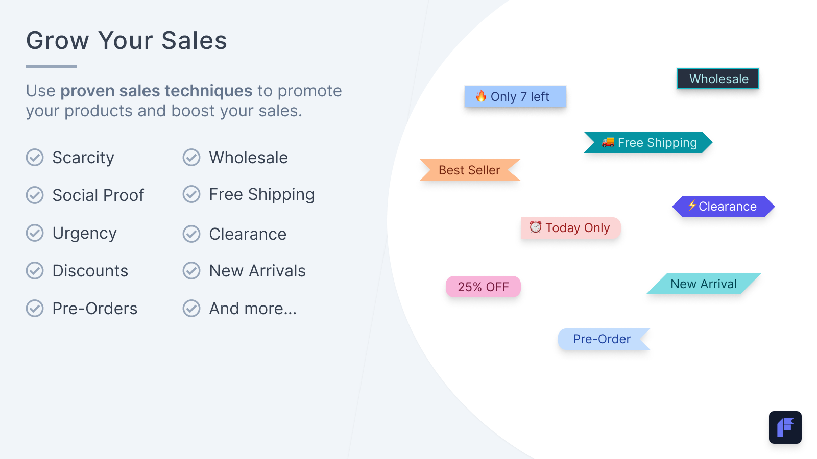 Grow your store sales with proven sales techniques