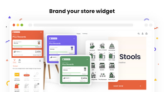 Change colors and badges to match your store's look and feel