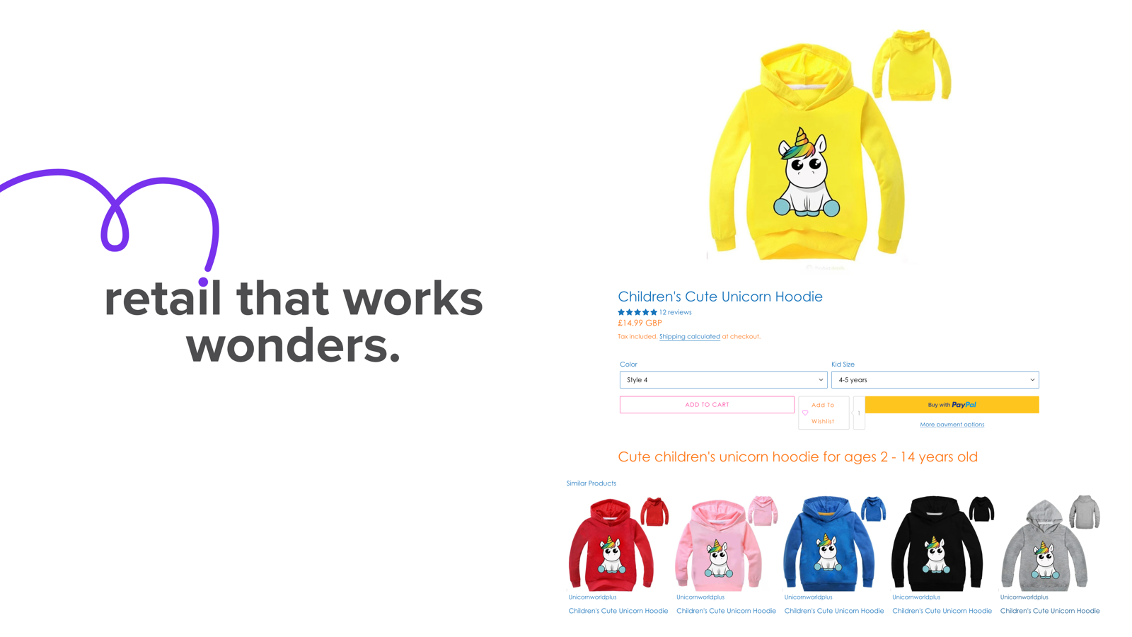 Unicorn Store Hoodie Recommendations