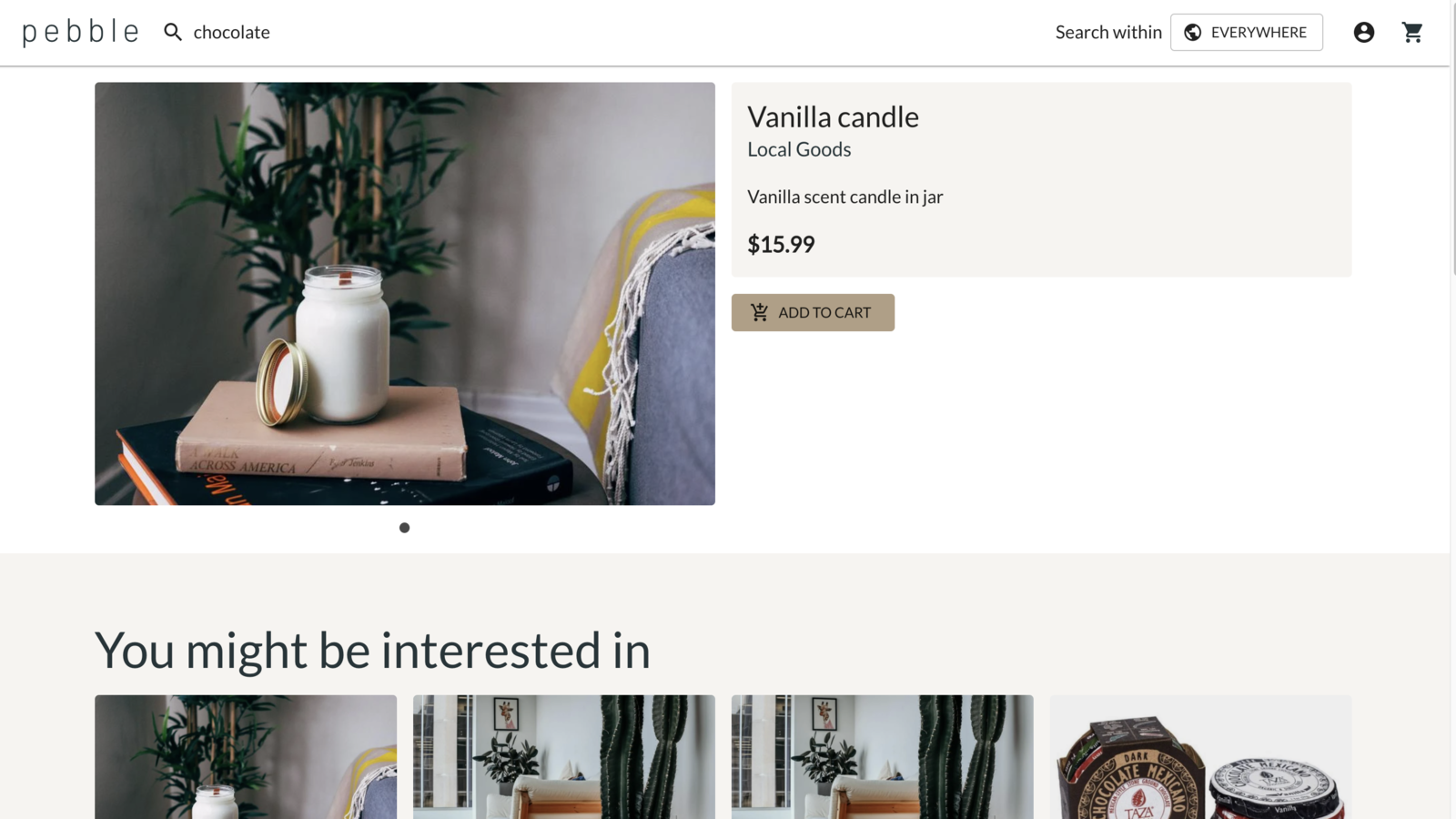 Easily import your product descriptions from your online store