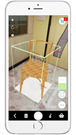 Augmented Reality - 3D product placement in your living area
